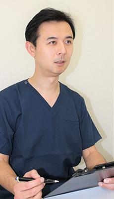 院長 柴田健了